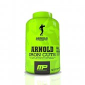 Iron Cuts от Arnold Series (MusclePharm) 90 капсул