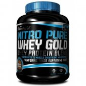 Nitro Pure Whey Gold від BioTech 4 кг