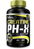 Creatine pH-X  210 caps от BioTech