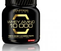 Compress Whey Amino 10 000 (300 таб) от Nutrend