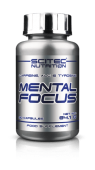 Mental Focus 90 caps від Scitec Nutrition