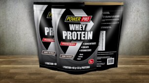 Whey Protein 1 кг от Power Pro