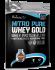 Nitro Pure Whey Gold от BioTech 454 грамма
